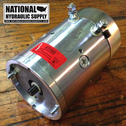SPX Stone//Fenner,KMD5,1793-AC,24VDC Standard Duty Electric Motor,hoist,dump,lift