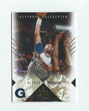 2010-11 Ultimate Collection #21 Alonzo Mourning Heat