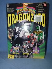 """POWER RANGERS TOMMYS  DELUXE MMPR """"DRAGONZORD"""" MEGAZORD 100% 771"""