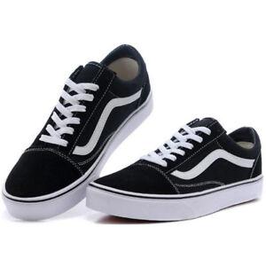 Neu-VAN-Old-Skool-Classic-Sneaker-Skate-Schuhe-Klassiker