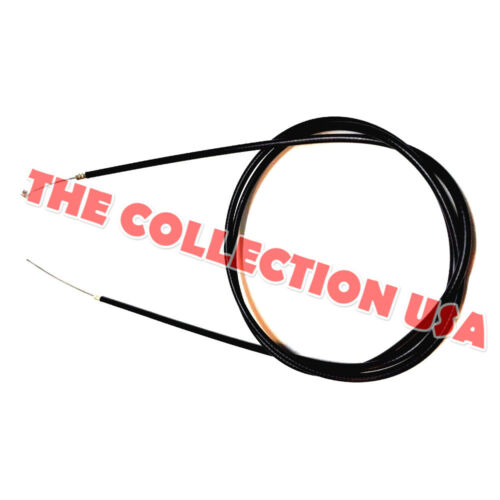 FOR KID ELECTRIC /& STAND UP BLACK SLEEVE TUBE 59.5 INCH 66 INCH BRAKE CABLE
