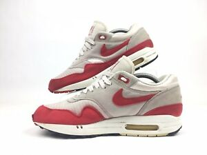 Details about Nike Air Max 1 Classic HOA White Sport Red 313097 161 Atmos 95 Size 9.5 USA