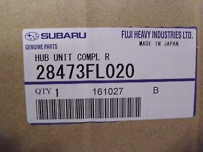 Genuine OEM Subaru Rear Hub Assembly Impreza And BRZ 2008-2018 28473FL020