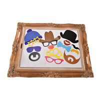Photo Booth Large Picture Frame & 24 photo props Hen Do Party/Stag Night/Self GR