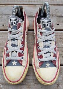 converse bandera americana