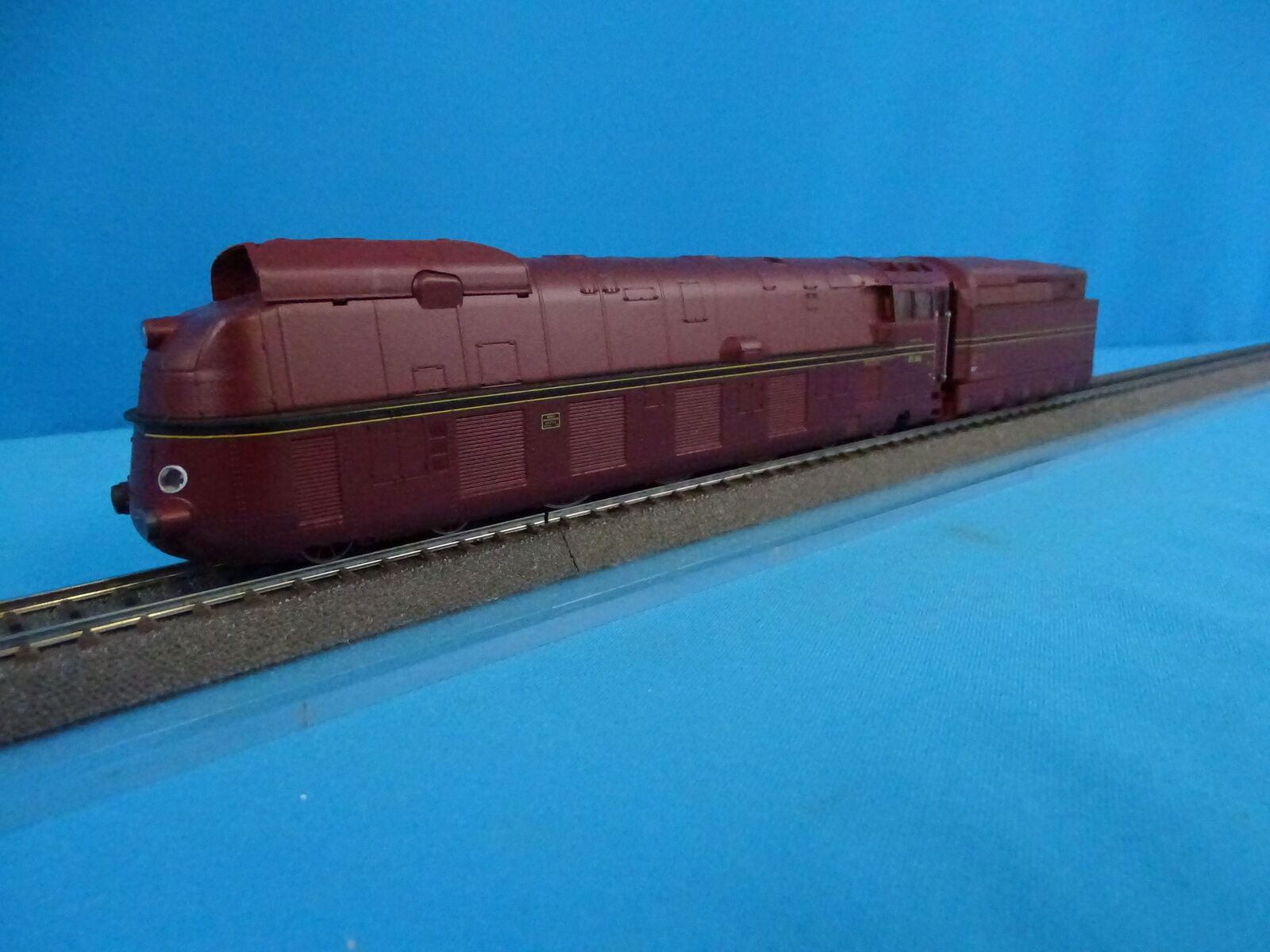 Marklin 37052 DRG Locomotive with Tender Br 05 rosso MFX DIGITAL Bellingrodt