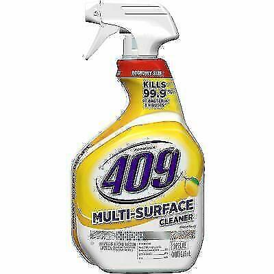 Clorox Formula 409 Antibacterial 32Oz Lemon Fresh Kitchen Cleaner Spray