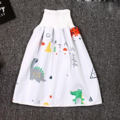 Comfy Reusable Baby Diaper Skirt Shorts 2 in 1 Boy/'s Girl/'s Training Skirt