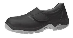 ABEBA-Sicherheitsschuhe-anatom-S2-Slipper-schwarz-2135-Arbeitsschuhe-Schuhe