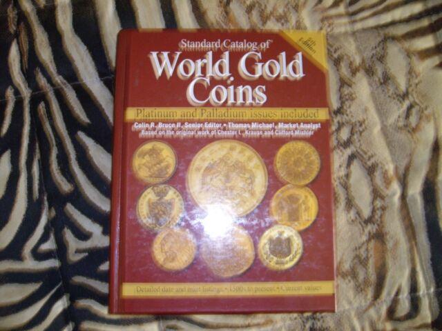 Catalogo GOLD COINS, monete oro mondiali