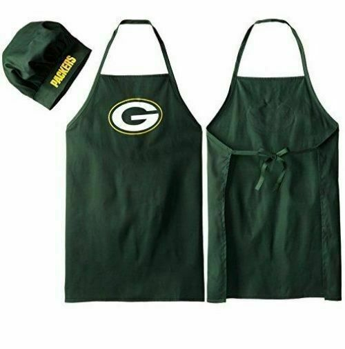 PSG Products Rams New Logo Premium Apron /& Chef Hat Barbecue BBQ Cooking Grilling Football