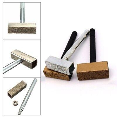 Diamond Dressing Bench Grinder Grinding Disc Wheel Stone Dresser Tool Gift BE