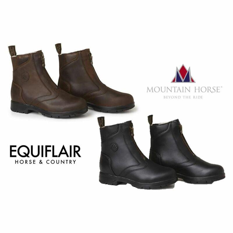 Mountain Horse Spring River Jodhpur Riding Walking Boots