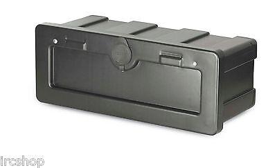 LKW Staukasten - Staubox B 720 x T 280 x H 310 mm mit Haltern Roweko Typ20