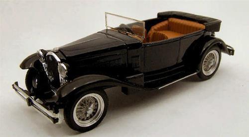 Alfa Romeo 1750 Torpedo 1930 Blu Nero Rio 1 43 Rio4200 Modellino Diecast