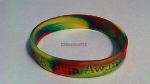 Puzzle Piece Awareness Bracelet 1 Autism Awareness and Support Wristband