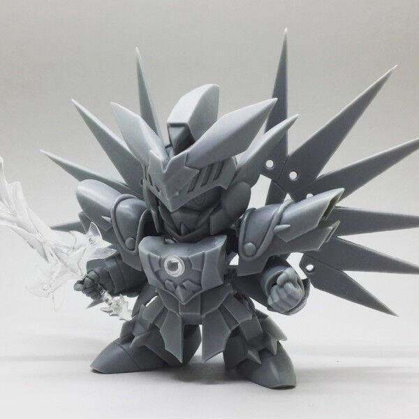 (C2 modelllllerlerl 01)SD Knight Shining Gundam Obästeämd originalkongrönering Kit