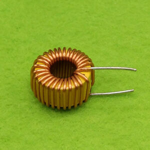 1Pc 33UH 3A Toroidal Wound Inductor Nude Inductance
