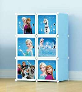 Image Is Loading New Disney Kids Toy Box Storage Cabinet Containers