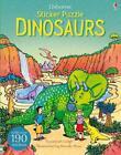 Sticker Puzzle Dinosaurs von Susannah Leigh (2014, Taschenbuch)