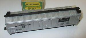 Minitrix-51-3127-Reefer-50-Foot-Mecanique-Rapide-gt-Top-Emballage-D-039-Origine