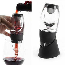 Magic Decanter Red Wine Essential Aerator Set Portable Wine Filter