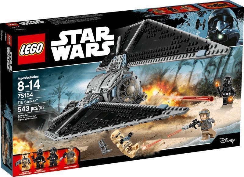 LEGO Star Wars TIE Striker  75154   NEW & SEALED