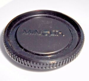 Minolta-Camera-Body-Cap-genuine-with-logo-made-in-Japan-MD-X-series-BC-1
