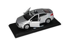PINO 1:38 Scale Hyundai 2017+ Elantra, Avante AD Diecast Car Toy Platinum Silver