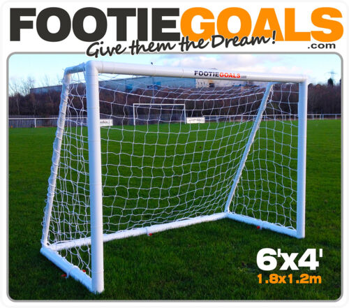 FOOTIE GOAL 6x4 with base free delivery best to offer