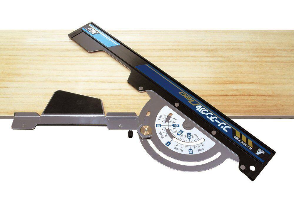 SHINWA Circular Saw Guide Free Angle Neo Adjustable Bevel 30 cm 300 mm 73160