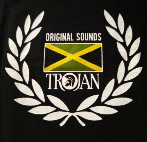 Original Sounds Trojan reggae ska legend Jamaica T-SHIRT