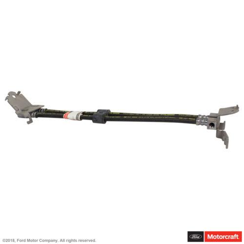 Brake Hydraulic Hose Rear MOTORCRAFT BRHR-199