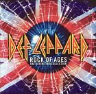 Rock of Ages: The Definitive Collection by Def Leppard (CD, May-2005, 2 Discs, Mercury)