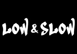 LOW-AND-SLOW-Sticker-JDM-Euro-Vinyl-Window-Decal-Stance