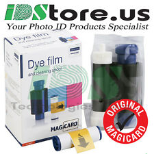 Genuine Magicard MA300YMCKO Full Color Ribbon Enduro Rio Pro 300 Print Original
