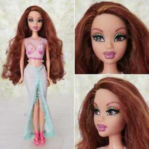 Mattel-My-scene-Masquerade-Madness-Mermaid-Diva-Chelsea-Myscene-Barbie-RARE
