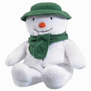 THE-SNOWMAN-CUDDLY-SNOWMAN-15-CM-SMALL-PLUSH-SOFT-TOY-BRAND-NEW-CHRISTMAS