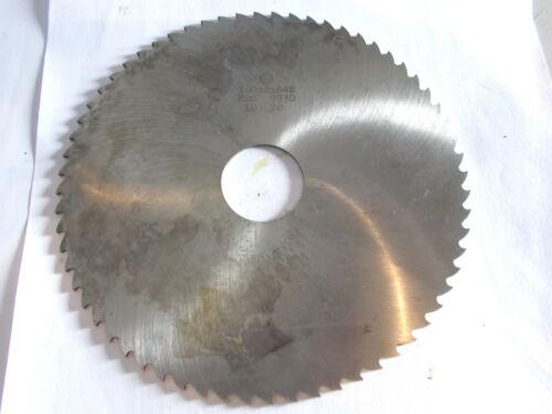 Metall- Kreissägeblatt  160 x 2 mm 64 Zähne Scheibenfräser HSS