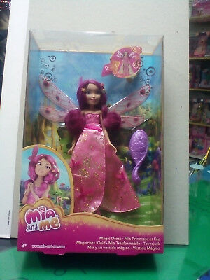 Baby Dolls Dolls Mia & Me Vestito Magico Nuova