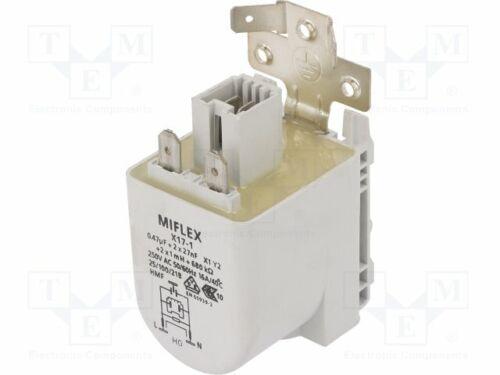 anti-interference; 250VAC; 1mH; Cx 1 pcs 27nF; 680k? 0.47uF; Cy Filter
