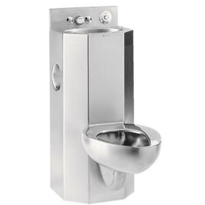 Combo Bathroom Sink And Toilet Fixture