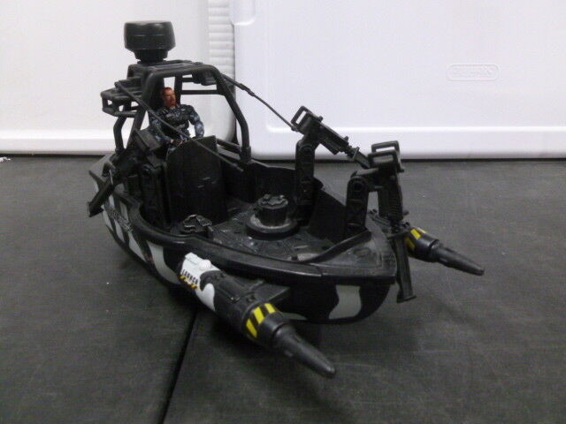 2004 GI Joe Boat with Soldier