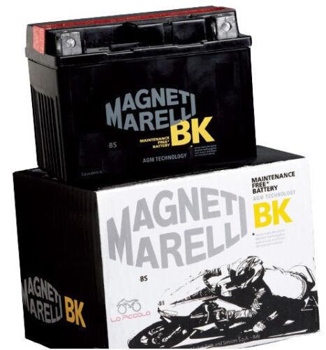 BS 12 V 18 AH TGB AVENGER LE 400 BATTERIA MAGNETI MARELLI YTX20L
