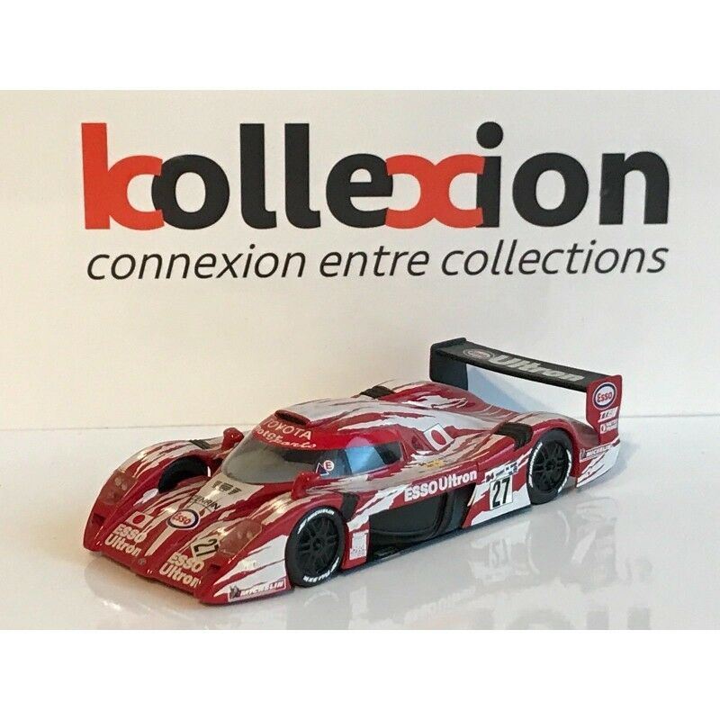 TOYOTA GT-ONE n°27 Le Mans 1998