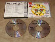 GUNS N' ROSES Live USA 2CD Original Imtrat 21988/89/91 Appetite Use Lies Alive**