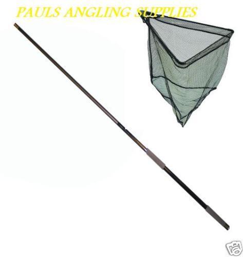 TFT Carp Fishing 42  Landing Net +  1 Piece Handle 6ft