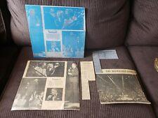 Vintage Zinc Metal Letterpress Printing Plate Frank Sinatra Milwaukee Journal