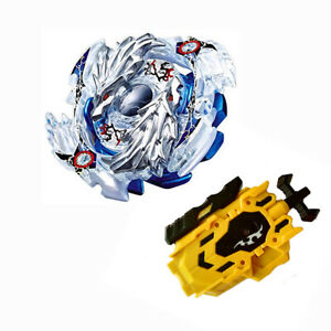 Beyblade-Burst-Lost-Longinus-Luinor-N-Sp-B66-Gyro-With-L-R-String-Launcher-YZ