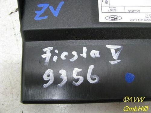 Dispositif de commande centrale verrouillage 6s6t-15k600-ah Ford Fiesta v JH /_, JD /_ 1.3